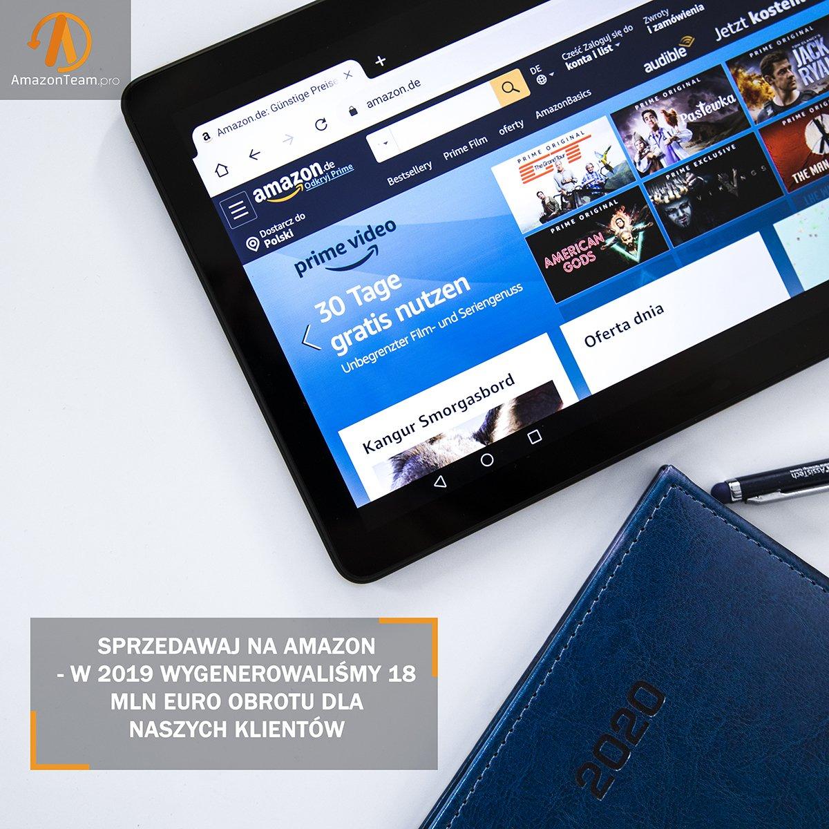 Sprzedaż na Amazon w Polsce- spytaj ekspertów!
